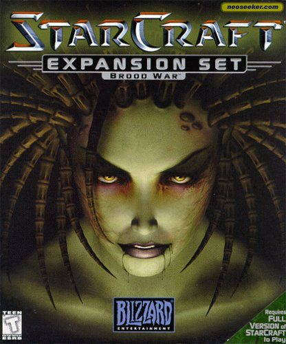 Starcraft: Brood War - Mac - NTSC-U (North America)