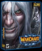 Box shot of Warcraft III: The Frozen Throne [North America]