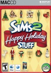 Box shot of The Sims 2: Happy Holiday Stuff [North America]