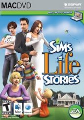 Box shot of The Sims: Life Stories [North America]