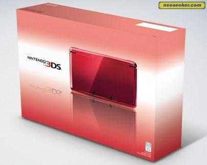 3DS Hardware - 3DS - NTSC-U (North America)
