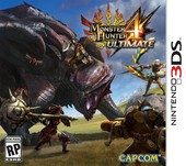 Box shot of Monster Hunter 4 Ultimate [North America]