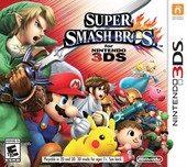 Box shot of Super Smash Bros. for Nintendo 3DS [North America]