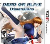 Box shot of Dead or Alive Dimensions [North America]