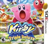 Box shot of Kirby: Triple Deluxe [North America]