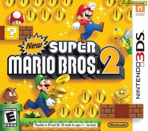 New Super Mario Bros. 2 - 3DS - NTSC-U (North America)