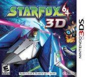 Box shot of Star Fox 64 3D [North Amer
