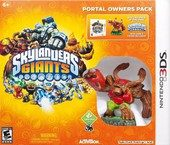 Box shot of Skylanders Giants [North America]