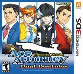 Box shot of Phoenix Wright: Ace Attorney - Dual Destinies [North America]