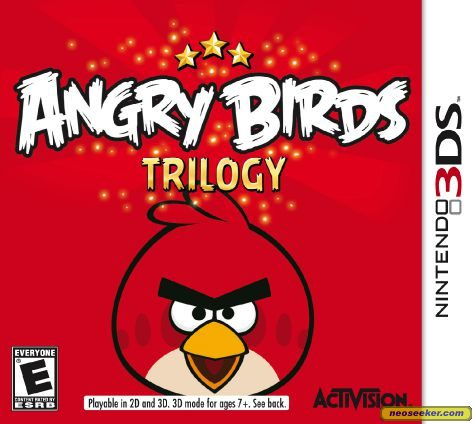 Angry Birds Trilogy - 3DS - NTSC-U (North America)
