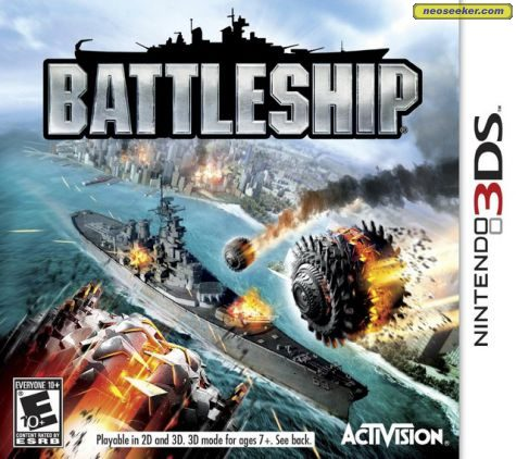 Battleship - 3DS - NTSC-U (North America)