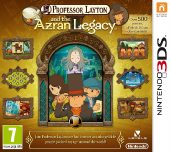 Box shot of Professor Layton and the Azran Legacy [Europe]