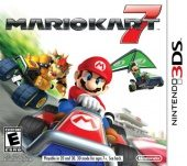 Box shot of Mario Kart 7 [North America]