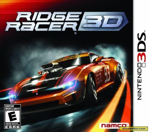 Ridge Racer 3D - 3DS - NTSC-U (North America)