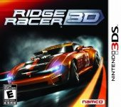 Box shot of Ridge Racer 3D [North America]