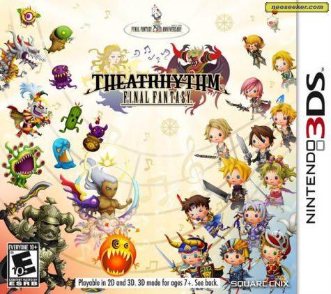 Theatrhythm Final Fantasy - 3DS - NTSC-U (North America)
