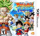 Box shot of Dragon Ball Fusions [North America]