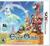 Box shot of Ever Oasis [North America]