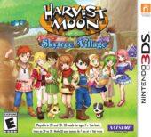 Box shot of Harvest Moon: Skytree Village [North America]
