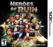Box shot of Heroes of Ruin [North America]