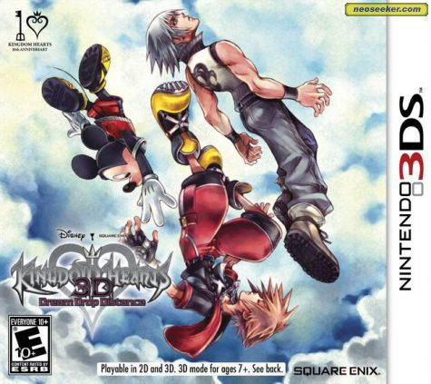 Kingdom Hearts 3D [Dream Drop Distance] - 3DS - NTSC-U (North America)