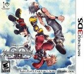 Box shot of Kingdom Hearts 3D [Dream Drop Distance] [North America]