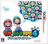 Mario & Luigi: Dream Team (Japan Boxshot)