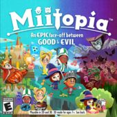 Box shot of Miitopia [North America]