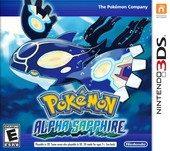 Box shot of Pokémon Alpha Sapphire [North America]