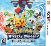 Box shot of Pokémon Mystery Dungeon: Gates to Infinity [North America]