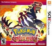 Box shot of Pokémon Omega Ruby [North America]