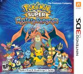 Box shot of Pokémon Super Mystery Dungeon [North America]