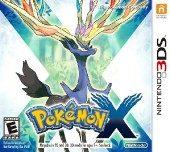 Box shot of Pokémon X [North America]