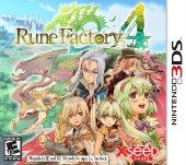 Box shot of Rune Factory 4 [North America]