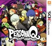Box shot of Persona Q: Shadow of the Labyrinth [North America]