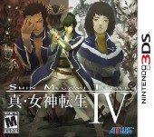 Box shot of Shin Megami Tensei IV [North America]