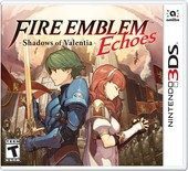Box shot of Fire Emblem Echoes: Shadows of Valentia [North America]
