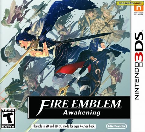 Fire Emblem: Awakening - 3DS - NTSC-U (North America)