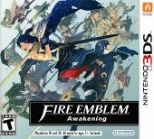 Fire Emblem: Awakening (North America Boxshot)