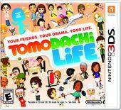Box shot of Tomodachi Collection [North America]