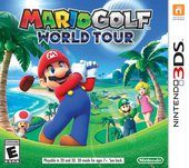 Mario Golf: World Tour (North America Boxshot)