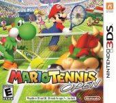 Box shot of Mario Tennis Open [North America]