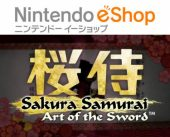 Sakura Samurai: Art of the Sword NTSC-U (North America) front boxshot