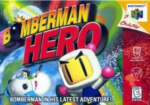 Bomberman Hero - N64 - NTSC-U (North America)