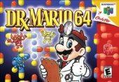 Box shot of Dr. Mario 64 [North America]
