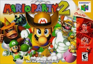 Mario Party 2 - N64 - NTSC-U (North America)
