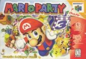 Box shot of Mario Party [North America]