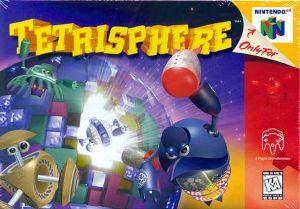 Tetrisphere - N64 - NTSC-U (North America)