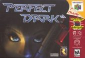 Box shot of Perfect Dark [North America]