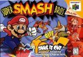 Box shot of Super Smash Bros. [North America]